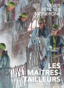 livre fête des vignerons 2019 maîtres-tailleurs