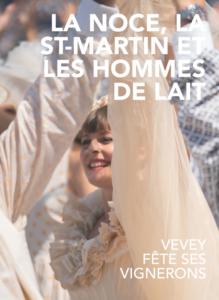 livre fête des vignerons 2019 noce saint-martin st-martin les hommes de lait