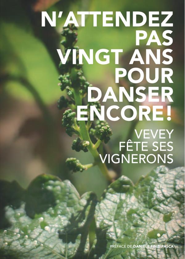 livre fête des vignerons 2019